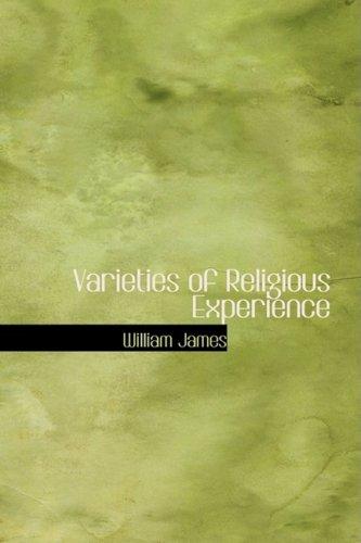 9780554327044: Varieties of Religious Experience