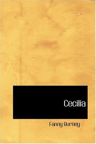 9780554329987: Cecilia