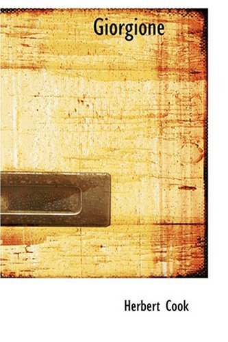 9780554335124: Giorgione