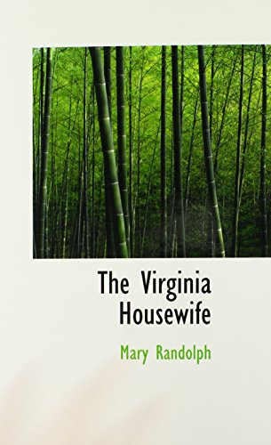 9780554335988: The Virginia Housewife