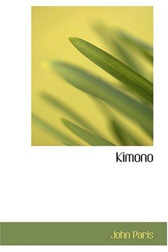 9780554336008: Kimono