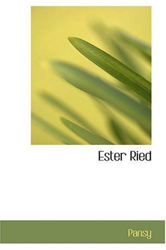 9780554338675: Ester Ried