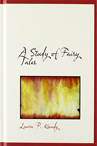 9780554340371: A Study of Fairy Tales