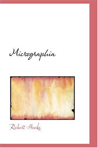 9780554346243: Micrographia