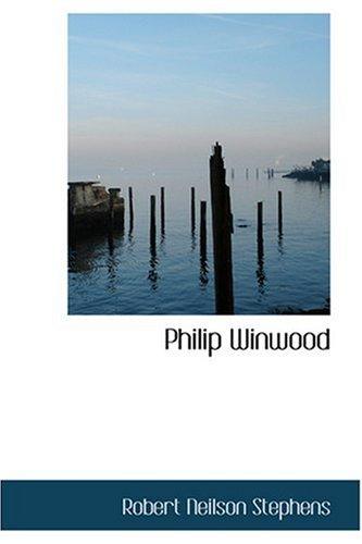 9780554346281: Philip Winwood