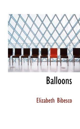9780554354460: Balloons