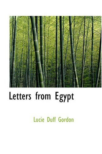 9780554358307: Letters from Egypt
