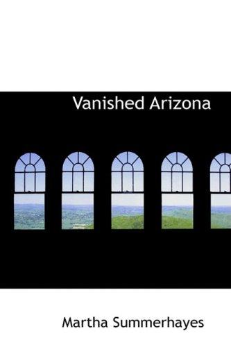 9780554358802: Vanished Arizona