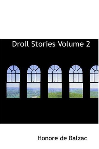 9780554361093: Droll Stories Volume 2