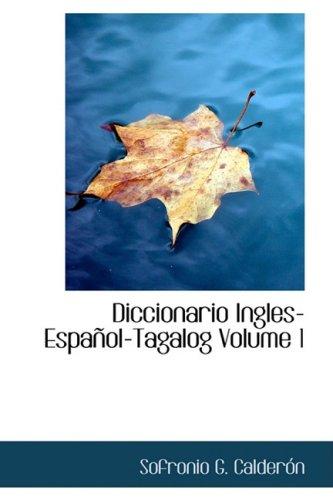 9780554361901: Diccionario Ingles-Espanol-Chinese Volume 1 (Chinese Edition)