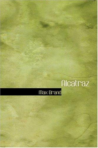 Alcatraz: Max Brand