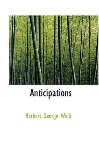 9780554366685: Anticipations