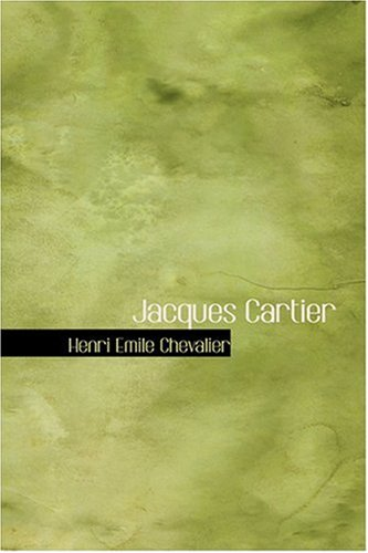 9780554368665: Jacques Cartier (French Edition)