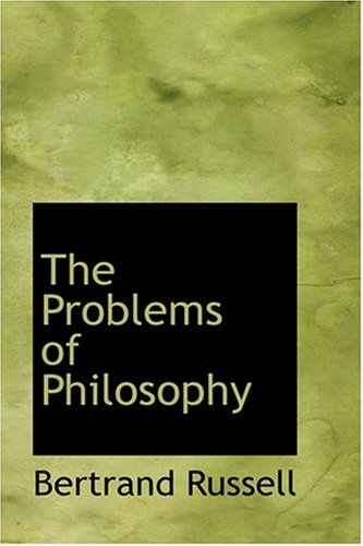 9780554370224: The Problems of Philosophy