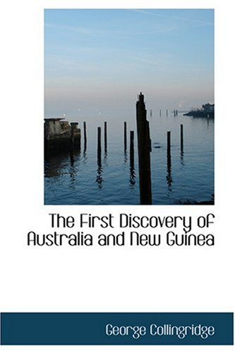 9780554372198: The First Discovery of Australia and New Guinea