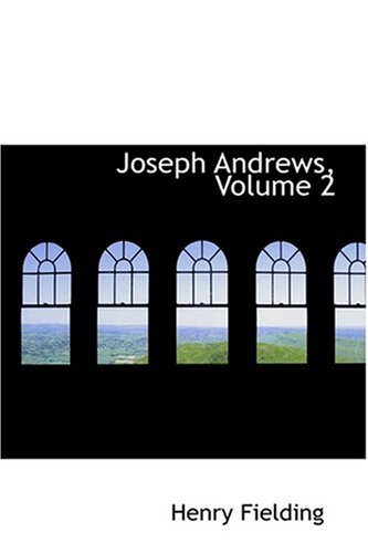 9780554375502: Joseph Andrews, Volume 2