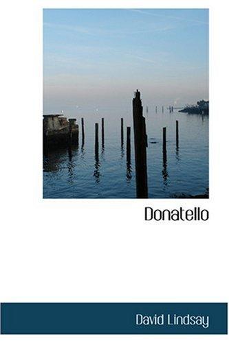 9780554378688: Donatello