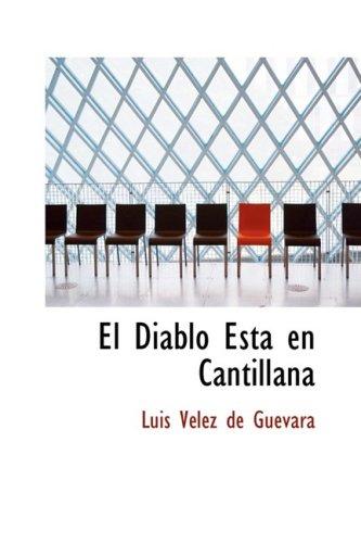 9780554379135: El Diablo Esta en Cantillana (Spanish Edition)