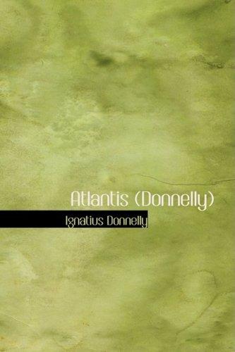 9780554380421: Atlantis (Donnelly)