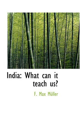 9780554383927: India: What can it teach us?