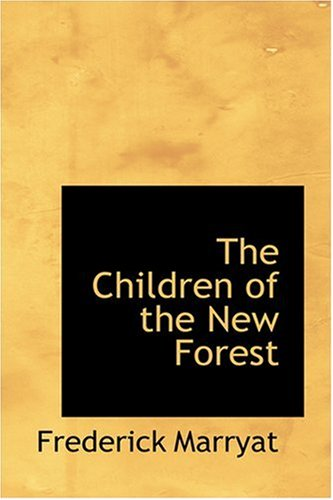 9780554385419: The Children of the New Forest