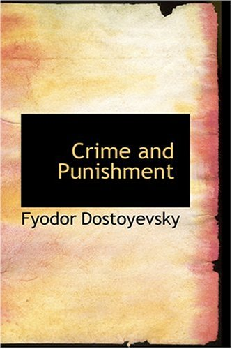 9780554387529: Crime and Punishment