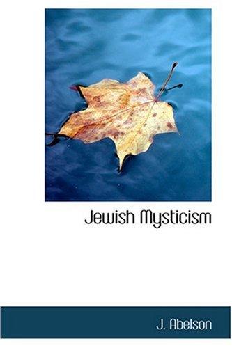 9780554393681: Jewish Mysticism