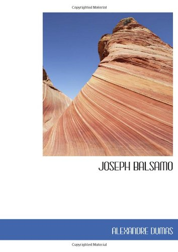 9780554423715: JOSEPH BALSAMO