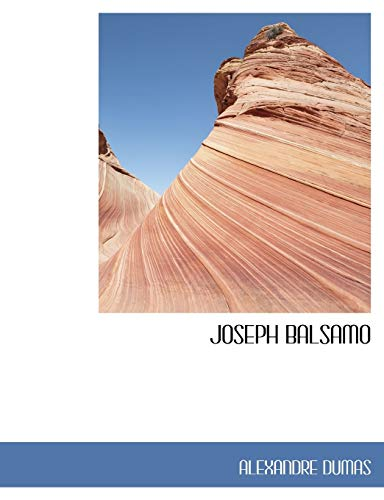 9780554423760: JOSEPH BALSAMO