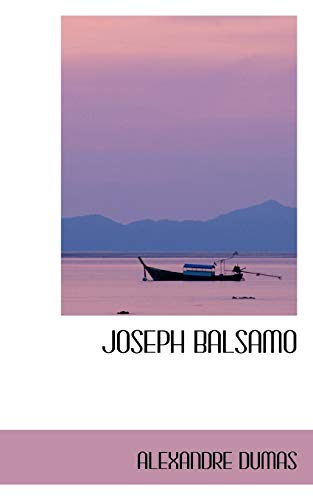 9780554423845: JOSEPH BALSAMO