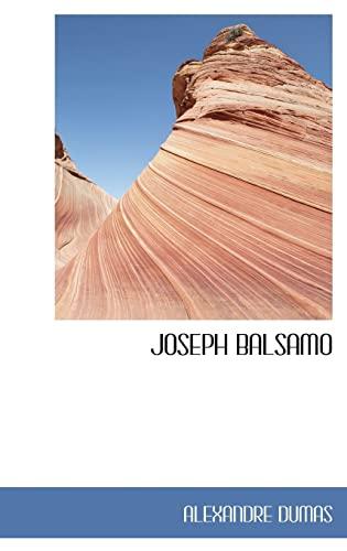 9780554423876: JOSEPH BALSAMO