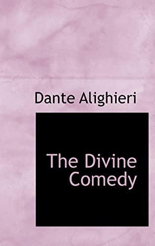 9780554434131: The Divine Comedy (Bibliobazaar Repoduction)