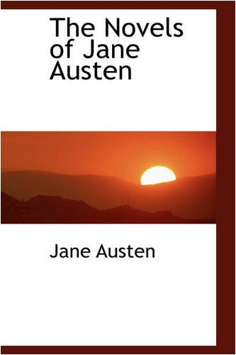 9780554442532: The Novels of Jane Austen