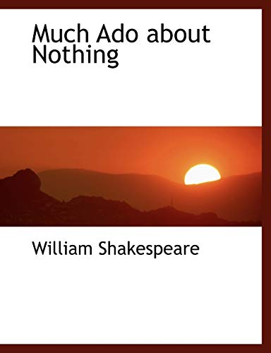 9780554476742: Much Ado about Nothing