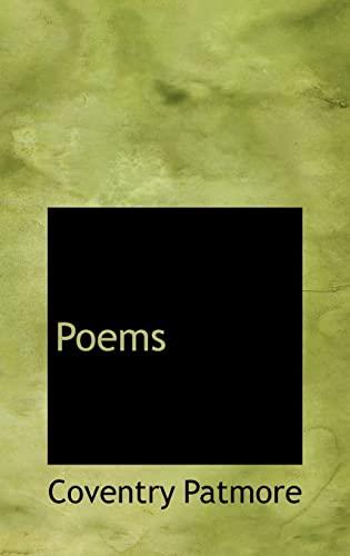 9780554484778: Poems