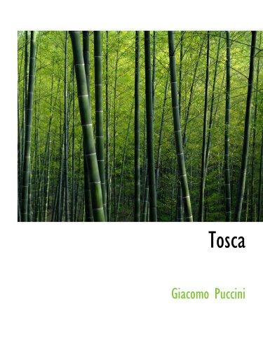 Tosca (0554531925) by Puccini, Giacomo