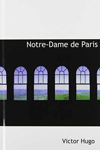 9780554539270: Notre-Dame de Paris (French Edition)
