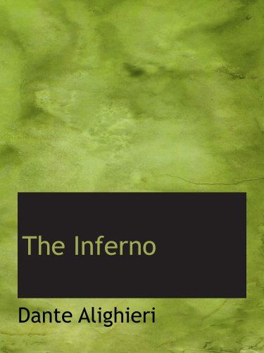 9780554539331: The Inferno