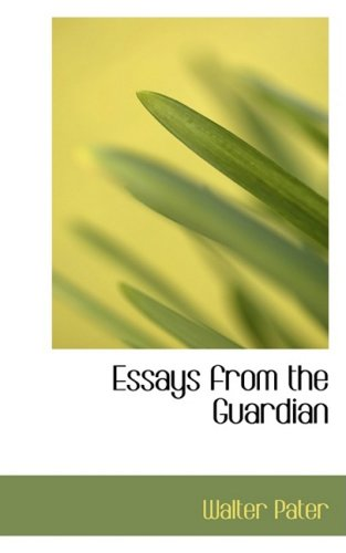 9780554550916: Essays from the Guardian