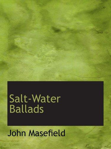 9780554570518: Salt-Water Ballads