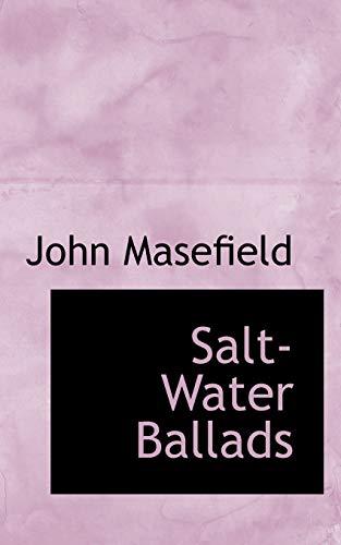 9780554570594: Salt-Water Ballads