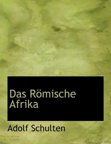 9780554573793: Das Romische Afrika