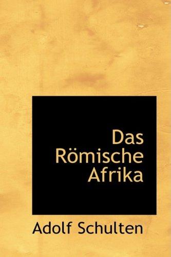 9780554573861: Das Romische Afrika