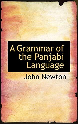 9780554577715: A Grammar of the Panjabi Language (Punjabi Edition)