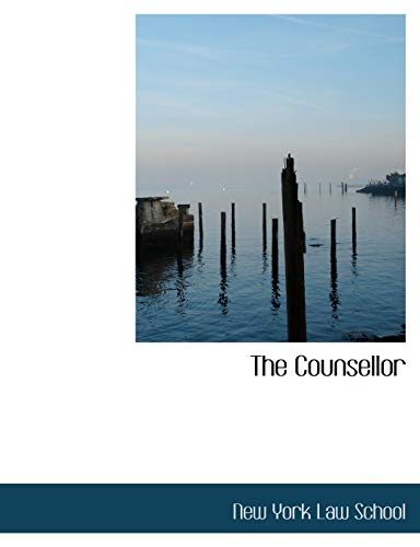9780554578217: The Counsellor