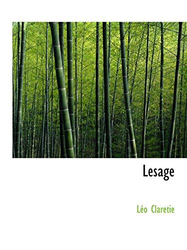 9780554579719: Lesage