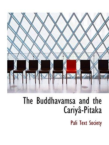 9780554584485: The Buddhavamsa and the Cariyâ-Pitaka