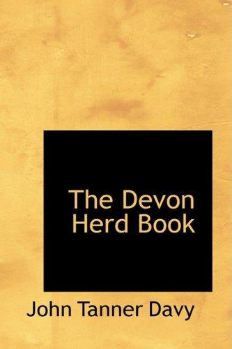 9780554601076: The Devon Herd Book