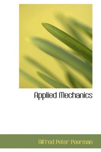 9780554607733: Applied Mechanics
