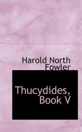 9780554666358: Thucydides, Book V